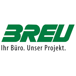 Logo, Breu Bürotechnik