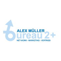 Logo, Bureau2plus, Alexander Müller